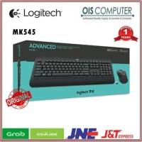 Logitech MK545 Advanced Wireless Mouse Keyboard MK 545 MK-545