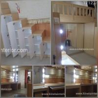 badroom set lemari meja dipan HPL