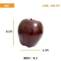 Buah Pajangan Replika Hiasan Dekorasi 8x6cm MURAH