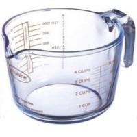 Measuring Jug 1 Liter Gelas Ukur (Arcuisine/Pirex)