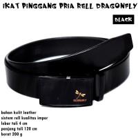 Ikat pinggang Pria Leather Premium DRAGONFLY
