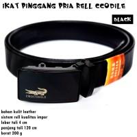 Ikat pinggang Pria Leather Premium CROCO