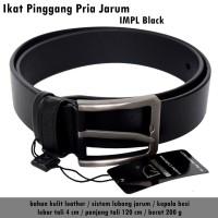 Ikat pinggang Murah Jarum Imperial black