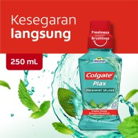 Colgate Plax Fresh Mint Mouthwash/Obat Kumur 250ml