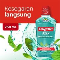 Colgate Plax Freshmint Mouthwash/Obat Kumur 750ml (113641)