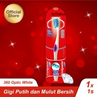 Colgate 360 Optic White Toothbrush/Sikat Gigi 1s (114818)