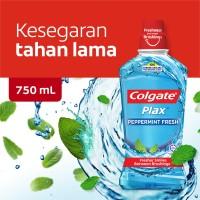 Colgate Plax Peppermint Mouthwash/Obat Kumur 750ml (113642)