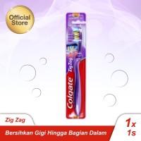 Colgate Zig Zag Toothbrush Sikat Gigi (115285-8850006264027)