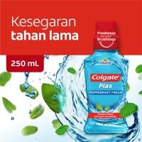 Colgate Plax Pepper Mint Mouthwash/Obat Kumur 250ml