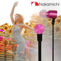 Nakamichi NMDS100 Headset with Microphone Original - Fuchsia
