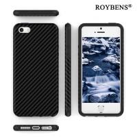245S SE 3D Fiber Carbon Soft Case iPhone 5 5S SE iPhone X 6 6S 7