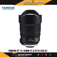 Tamron SP 15-30mm F2.8 Di VC USD G2 - Hitam