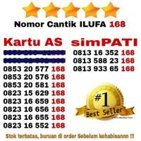 Kartu Perdana Nomor Cantik Telkomsel AS Loop Simpati XL Indosat IM3 Hp