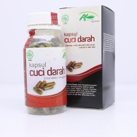 Herbal KCD Kapsul Cuci Darah / herbal ruqyah / rehab hati