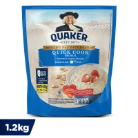 Quaker Quick Cooking Oatmeal 1.2 Kg