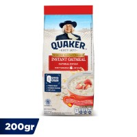 Quaker Instant Oatmeal 200 Gr