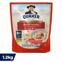 Quaker Instant Oatmeal 1.2 Kg