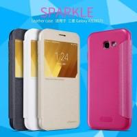 Nillkin Flip Case (Sparkle Leather Case) - Samsung Galaxy A3 (2017)