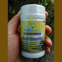 Herbal Telinga Berdenging/Tinnitus ANTITINNITIC - Audilife