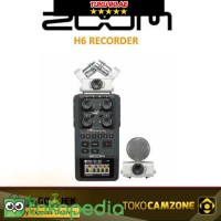 Zoom H6 Handy Recorder O