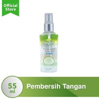 Antis Botol Spray Timun 55Ml