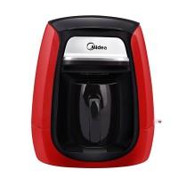 Midea Coffee Maker 0.15 Liter MCM-015D1 Merah (free MUG)