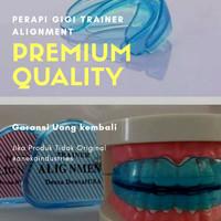 Harga perapih gigi tanpa behel premium bahan lebih awet extra bantalan   Pembandingharga.com