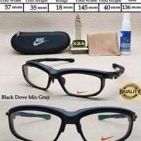 45a3bbc672 Kacamata minus NIKE HYPERFORCE TWO frame kacamata sepeda sport minus