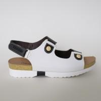 [FALSH SALE] Fleurette | Sepatu Sandal Wanita |4310 Black
