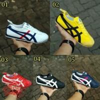 Sepatu ASICS ONITSUKA TIGER Size 36 44 Grade Original Pabrik Limited E