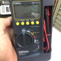 Jual Grosir SANWA MULTIMETER DIGITAL CD800a