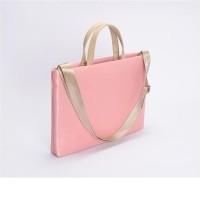 Mac Book Tas Laptop Sleeve Selempang 14 inch Pink