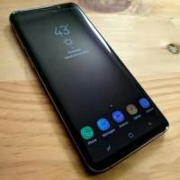 New Samsung S9 Full infinity display ultra - HDC Bergaransi