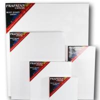 Kanvas lukis prapatan + spanram (20x30cm)