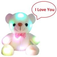 Boneka Beruang Teddy Bear Nyala Lampu LED