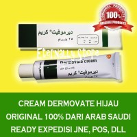 Cream Dermovate Arab Original 1000%. Dijamin!! No KW!