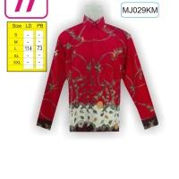 Baju Batik Laki Laki, Contoh Baju Batik, Baju Kerja Batik, MJ029KM