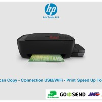 Printer HP Ink Tank 415 - WiFi Print Scan Copy