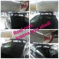 PROMO SERU ROOF RACK + CROSS BAR 2pcs SEMUA MOBIL