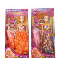 0022 - Boneka Barbie Sweet Girl