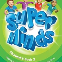 Super Minds 2 Student Book - with DVD (Cambridge)