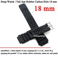 Tali Jam Original rubber Carbonate 18 mm hole