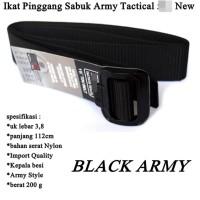 Ikat pinggang Army BLACK