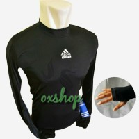 Manset baselayer baju olahraga gym bola futsal