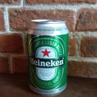 Bir Heineken Kaleng 330ml Beer Heineken Can 330ml