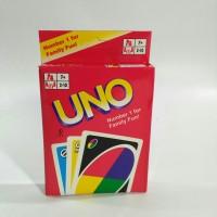 mainan kartu uno playing cards kartu remi uno