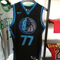 6bbc0ad8f75 BAJU NBA JERSEY LUKA DONCIC DALLAS MAVERICKS CITY EDITION