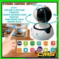 TERLARIS cctv online dan offline pantau jarak jauh via android dari m