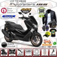New Yamaha NMAX 155 2018 Matte Black