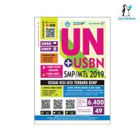 BUKU UN USBN SMP & MTs 2019 Edu Penguin